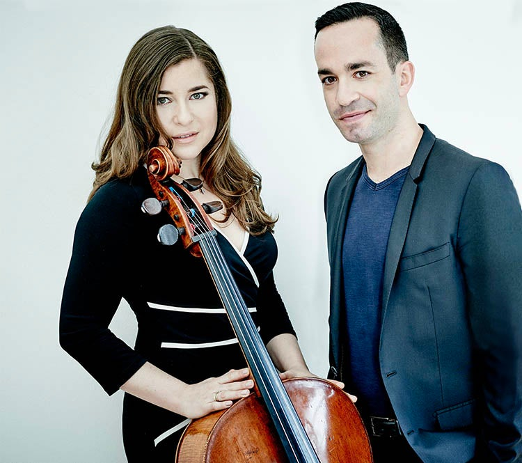 More Info for Alisa Weilerstein & Inon Barnatan