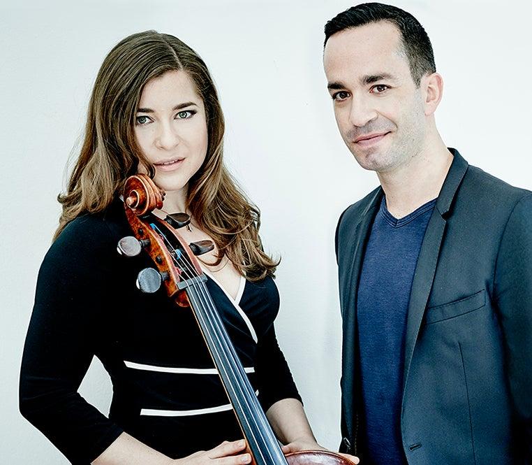 Alisa Weilerstein & Inon Barnatan