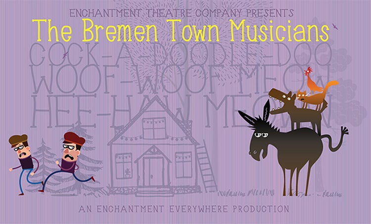 Act One Family: The Bremen Town Musicians