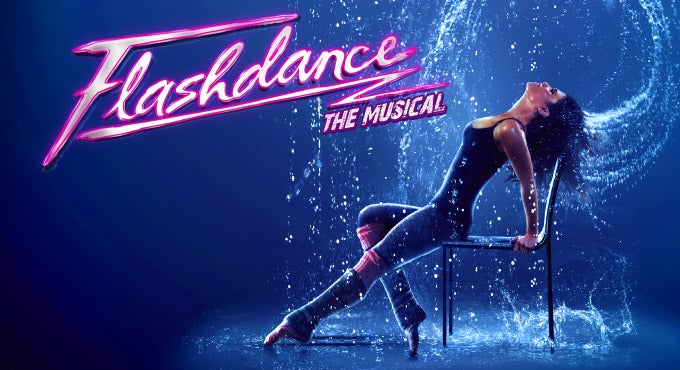 Flashdance The Musical Wharton Center For Performing Arts