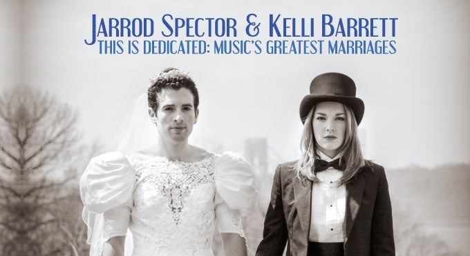 JARROD SPECTOR & KELLI BARRETT