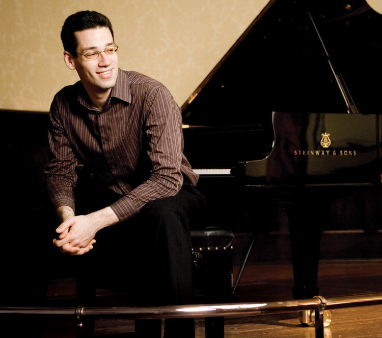 More Info for Jonathan Biss Plays Beethoven