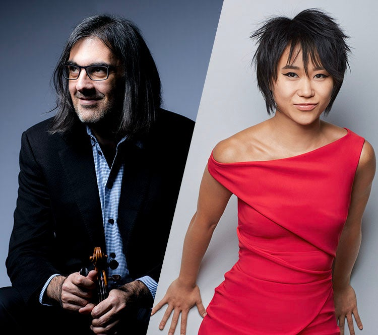 More Info for Leonidas Kavakos & Yuja Wang