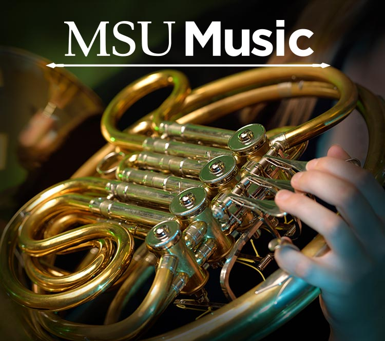 MSU Concert Band and Concert Orchestra