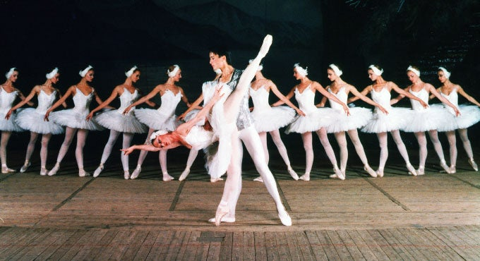 Moscow Festival Ballet: SWAN LAKE