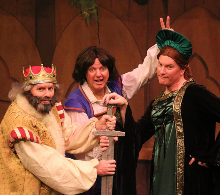 More Info for Reduced Shakespeare Company