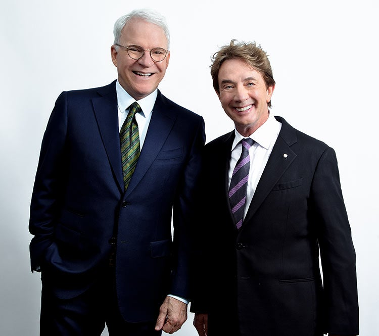 More Info for Steve Martin and Martin Short