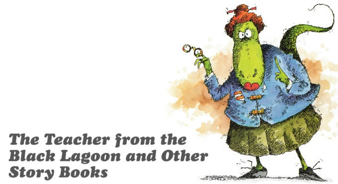 The Teacher from the Black Lagoon & Other Stories
