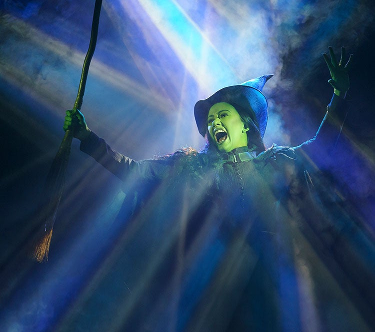 More Info for Public on sale for Wicked is Friday, December 13, 2019 at 10am
