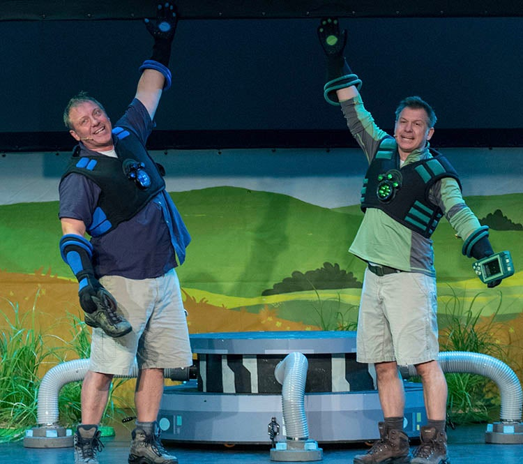 More Info for Wild Kratts Live 2.0
