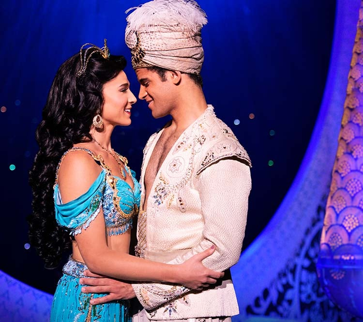 More Info for Disney's Aladdin