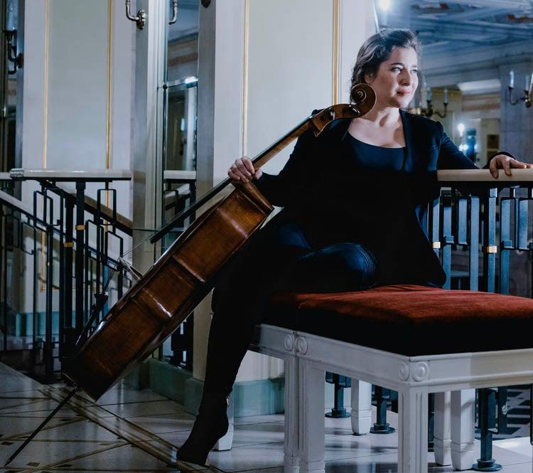 Trondheim Soloists with Alisa Weilerstein, Cello