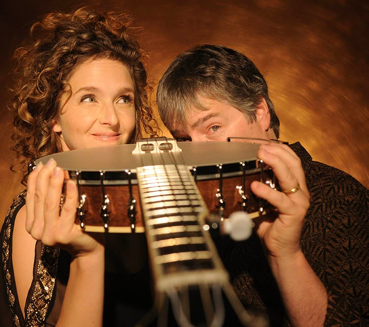 More Info for Béla Fleck and Abigail Washburn