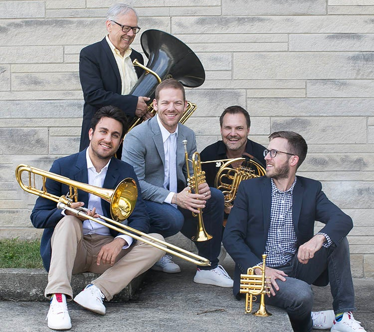 More Info for Canadian Brass