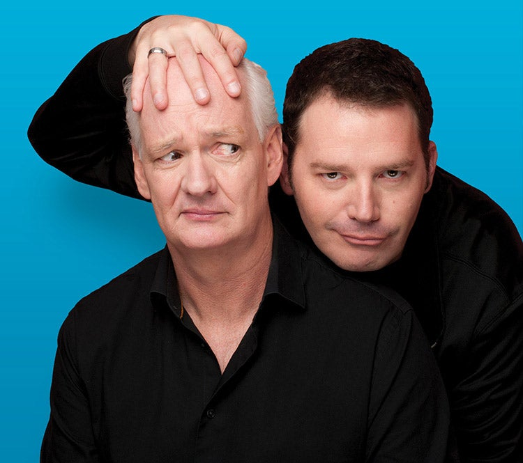 More Info for Colin Mochrie and Brad Sherwood