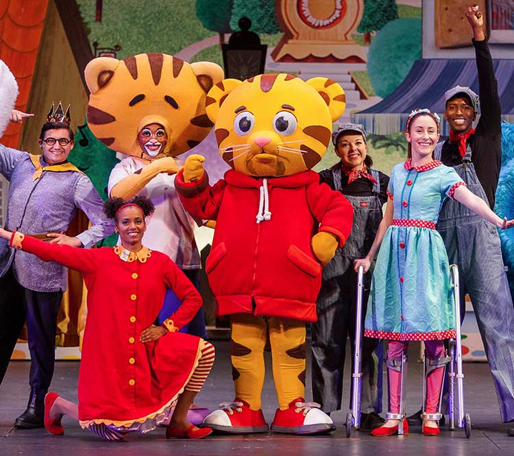More Info for Daniel Tiger's Neighborhood