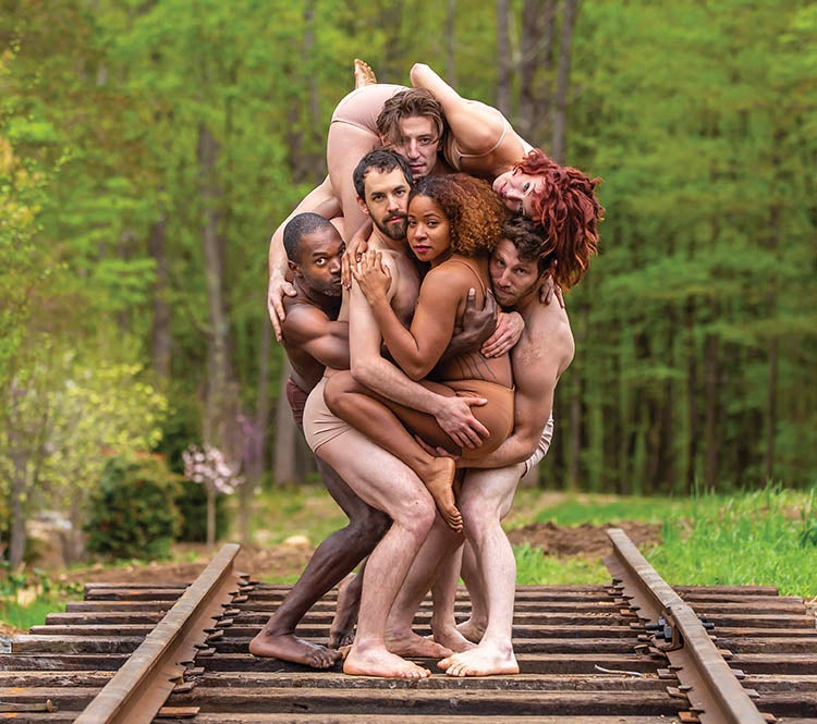 More Info for Pilobolus: Come to your senses.
