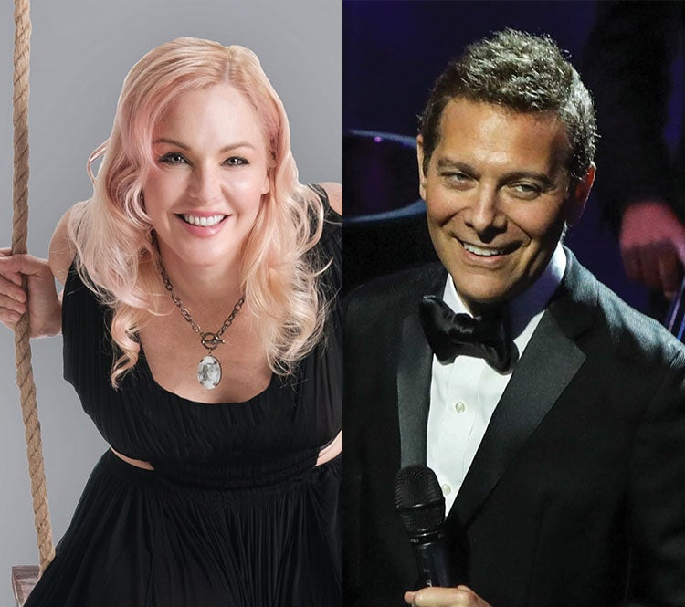 More Info for Michael Feinstein with Storm Large