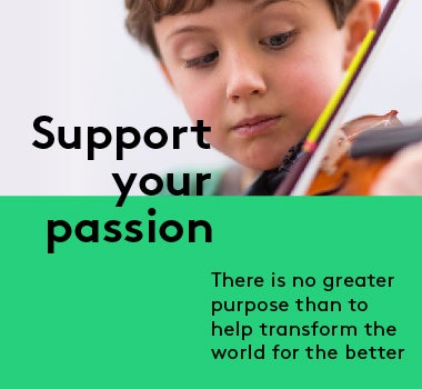 Support Your Passion