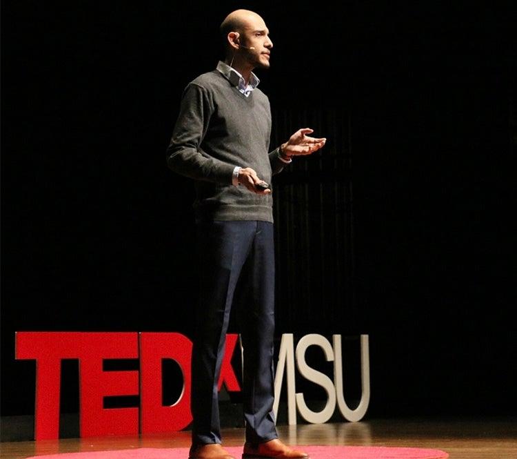More Info for TEDxMSU presents Vision