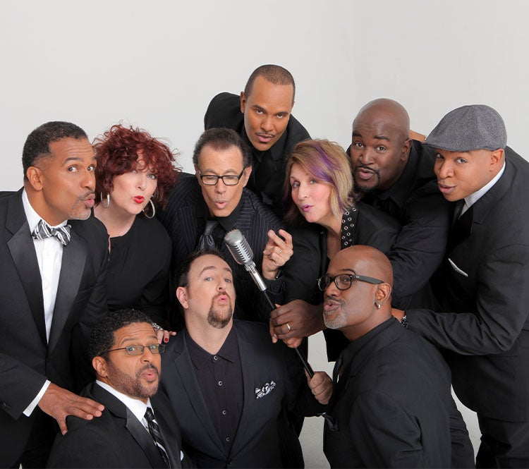 More Info for The Manhattan Transfer meets Take 6